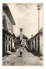 More details for arabische kerk soerabaja surabaya real photo postcard c1930s east java indonesia