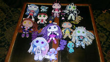 Monster High Plush HUGE COLLECTION!!!!