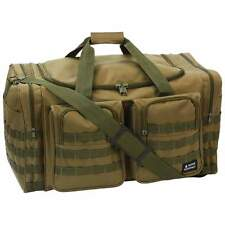 "Large 25"" Outdoor Travel Duffle Bag, Carry-On Overnight Mens Luggage Camp Tote"