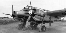 WWII B&W Photo Luftwaffe Henschel Hs129   WW2  /6021