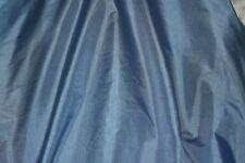 "Light Blue Tissue Taffeta, 100% Silk Fabric, 44"" Wide, By The Yard (TS-7328)"