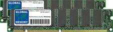 256MB (2 X 128MB) SDRAM PC133 133MHz 168-Pin memoria DIMM Kit per Desktop / PZ