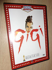 DVD GIGI 1958 I CLASSICI DEL CINEMA MUSICAL LESLIE CARON MAURICE CHEVALIER