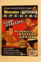 Wrestler/Inside Wrestling Magazine- Volume 4, 2006 - Batista Lesnar Vs Lesnar