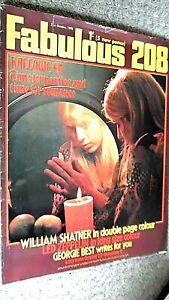 FABULOUS 208 WITH RAVE MAGAZINE: 31ST OCTOBER 1970 (FAB 208) LED ZEPPELIN