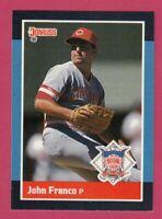 1988 Donruss All Stars # 53 John Franco -- Reds