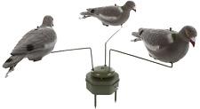 Leggero Pigeon magnete macchina rotativa con 12v 13aH BATTERIA SPAVENTAPASSERI a forma di offerte