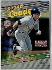New listing Derek Jester!! 1999 Topps Chrome Baseball #230 LL