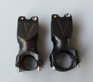Aluminum BMX XC MTB Mountain Road Bike Bicycle Bar Stem 25.4/31.8*38/60mm Black