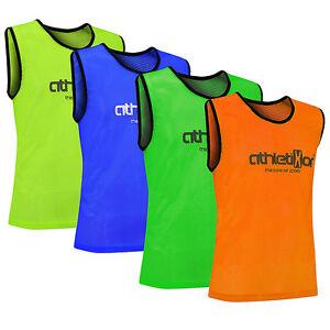 Fussballleibchen Trainingsleibchen Markierungshemd Leibchen verschiedene Farben