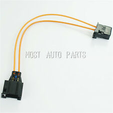 50CM MOST Fiber Optic Cable Connectors Male To Female For Audi BMW Benz etc.
