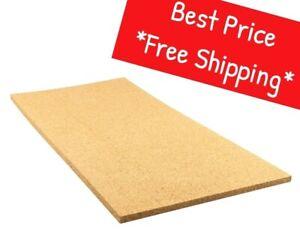 "10 x 10 x 1/4"" CORK Tile Sheet bulletin message board Craft acoustic dart board"