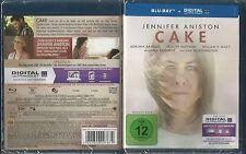 Jennifer Aniston Cake Adriana Barraza  [Blu-ray] Anna Kendrick - Neu!