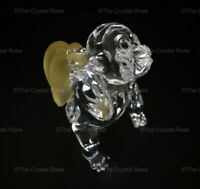 RARE Retired Swarovski Crystal Young Gorilla with Bananas 273394 Mint Boxed