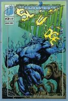 Sludge #3 (Dec 1993, Malibu [Ultraverse]) [Break-Thru] Gerber, Aaron Lopresti