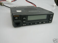 Used kenwood Tk980 800MHZ LTR Trunking mobile radio working good . body only