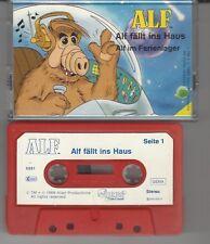 ALF MC KASSETTE - Folge REMUS - Alf fällt ins Haus / im Ferienlager ANGEBOT rar
