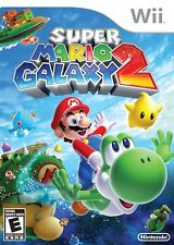 Mario Galaxy 2 Nintendo Wii Game