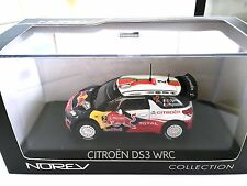 Citroën DS3 WRC Winner Rallye du Portugal 2011 Ogier - NOREV 1/43 VOITURE 155352