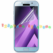 NEW PET CLEAR SCREEN PROTECTOR FOR SAMSUNG GALAXY A5 2017 A520
