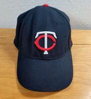 MINNESOTA TWINS Nike MLB Baseball One Size Adult Adjustable Strap HAT / CAP