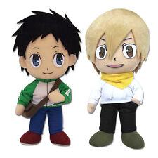 DURARARA!! (set of 2) - Masaomi Kida & Mikado Ryugamine Sealed GE Stuffed Plush