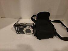 Panasonic LUMIX DMC-TZ5 9.1MP Digital Camera - Black (camera only)