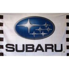 New Subaru Racing 3'x5' Flag Garage Home Shop Wall Decor Man Cave US Seller