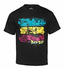 Bad Boy Throwback Tshirt Black 13/14 yrs