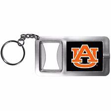 Auburn Tigers Flashlight Key Chain with Bottle Opener NCAA Licensed