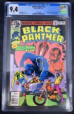Black Panther #14 CGC 9.4  3/79 2123768016 - Avengers & Klaw appearance