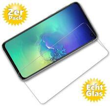 2x Samsung Galaxy S10e ( nicht S10 ! )  Schutzglas 9H Panzerfolie Echtglas