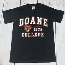 Doane University T-shirt Size Small Armpit To Armpit 46cm Condition Is 9/10