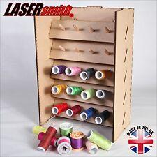 COTONE filo da cucire bobina sostegno per rotolo di filo muro, Impilabile, Organizzatore, cucire in ordine