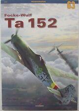 Focke-Wulf Ta 152 - Kagero Monograph ENGLISH