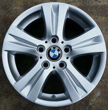 """Genuine 16""""  Bmw 222 e81 e82 e87 e88 e90 e91 1 3 series alloy wheel  6776969 7J"""