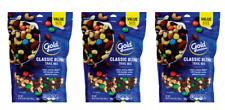 3 x Gold Emblem Classic Blend Trail Mix Resealable Bag New Sealed Value Size