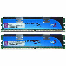 New* OEM Kingston HyperX XK164J-PSF 2GB (1x2) 1066Mhz DDR2 RAM PC2-8500U 240-Pin