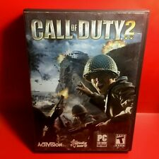 Call of Duty 2 (PC, 2005) (Big Box) (Complete)