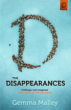The Disappearances (Killables Trilogy 2),Malley, Gemma,New Book mon0000030063