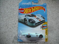 2018 HOT WHEELS DIE CAST HW LEGENDS OF SPEED PORSCHE 917 LH PROJECT CARS CAR 124