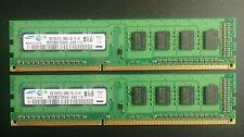 4 Go (2x2GB) 497157-D88 (HP)/DDR3 SDRAM/DDR3-1333MHz/PC3-10600/240-Pin
