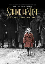 Schindler's List (25th Anniversary Edition) [New Dvd] Anniversary Ed, 3 Pack