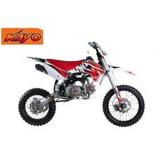 """Pit Bike KRZ 125cc KAYO Cerchio 14""""-12"""" Cross Racing"""