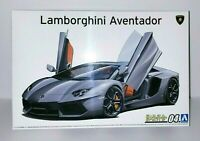 Aoshima 1/24 Lamborghini Aventador LP700-4 2011 05864 Car Model Kit
