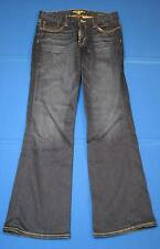 8 29 Lucky Brand Blue Jeans Denim Ladies Womens Ankle The Sweet Jean Boot Dark 8