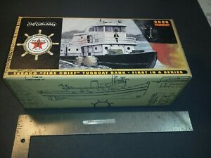TEXACO HARBOR TUG-COIN BANK MIB