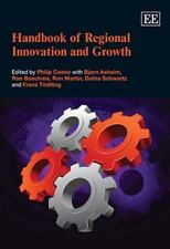 Handbook of Regional Innovation and Growth (Elgar Original Reference), , Dafna S