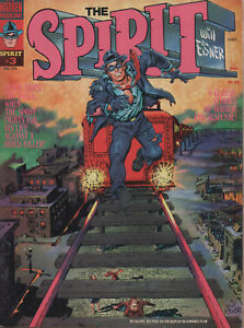 Spirit #3 August 1974 Warren Bronze Age Comic Magazine 7.0 FN/VF