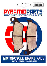 TM 250 Enduro 2005 Front Brake Pads